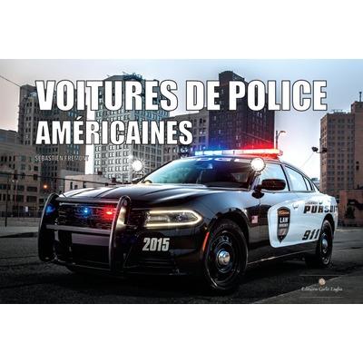 Voitures de police américaines