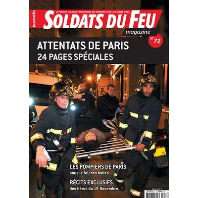 Soldats du Feu Magazine N°72